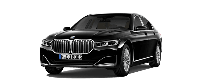 BMW Serie 7 en Madrid