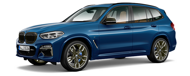 BMW X3 M en Madrid