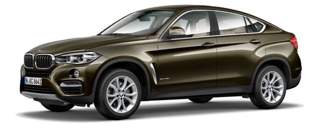 BMW X6 en Madrid