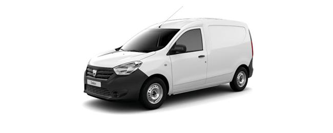 Dacia Dokker Van Ambiance 1.6 GLP 72kW (98CV) EU6