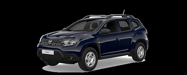 Dacia Duster en DIBAUTOPLUS