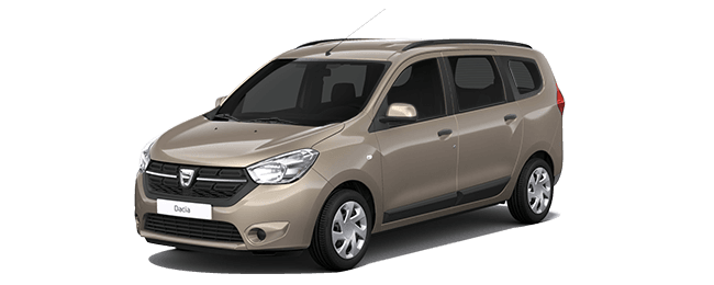 Dacia DACIA Lodgy en DIBAUTOPLUS