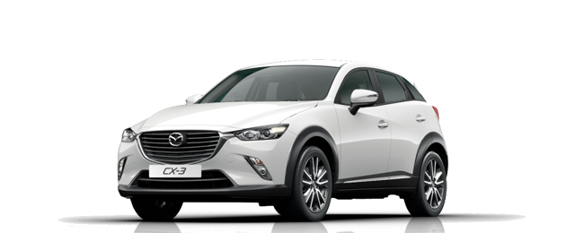 Mazda CX-3 Luxury