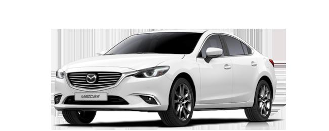 Mazda 6 Sedán Style+