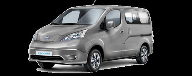 ofertas Nissan e-nv200