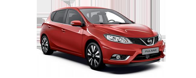 Nissan Pulsar Renting
