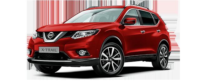 Nissan X-trail Renting