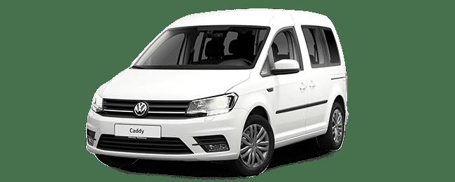 Caddy nuevo Volkswagen Madrid