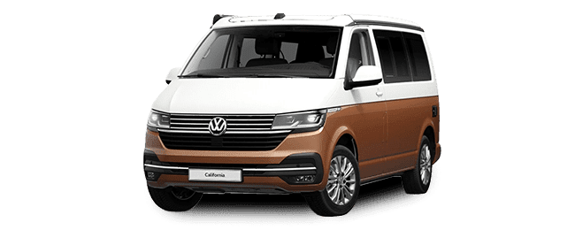 California 6.1 nuevo Volkswagen Barcelona
