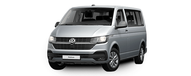 Multivan nuevo Volkswagen Madrid