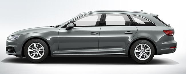 Audi A4 Avant 2.0 TFSI g-tron S line S-Tronic 125 kW (170 CV)