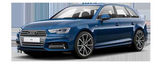 Nuevo Audi A4 Avant KM 0 desde 30400 euros . M