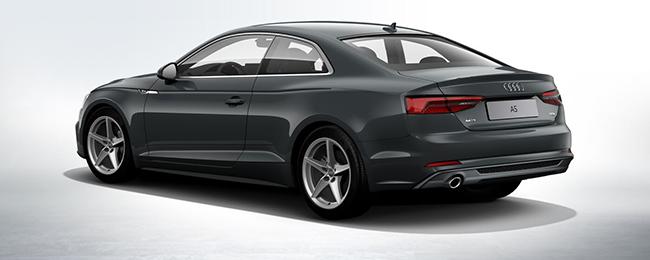 Imagen Audi A5 Coupe