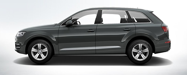 Audi Q7 3.0 TDI Design quattro Tiptronic  7 Plazas 200 kW (272 CV)
