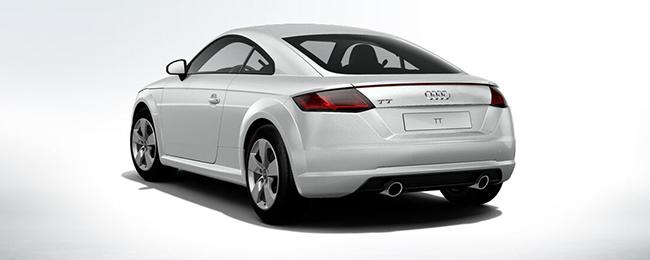 Audi TT Coupe 45 TFSI quattro S tronic 180 kW (245 CV)