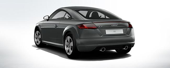 Audi TT S Coupe 2.0 TFSI  Quattro S tronic  228 kW (310 CV)