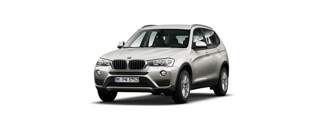 BMW X3 xDrive20d 140kW (190CV)