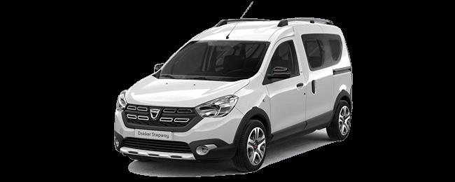 Dacia Dokker Serie Limitada Xplore TCE GPF 96 kW (130 CV)