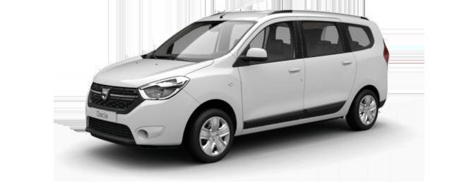 Dacia Lodgy 1.6 Ambiance 75 kW (102 CV)