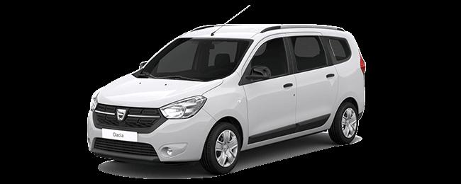 Dacia Lodgy Comfort TCe 96 kW (130 CV) 7 Plazas GPF