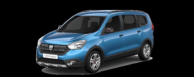 Dacia Lodgy SL Aniversario Blue dCi 85 kW (115 CV)