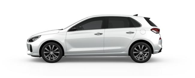 Hyundai i30 1.6 CRDI de ocasión