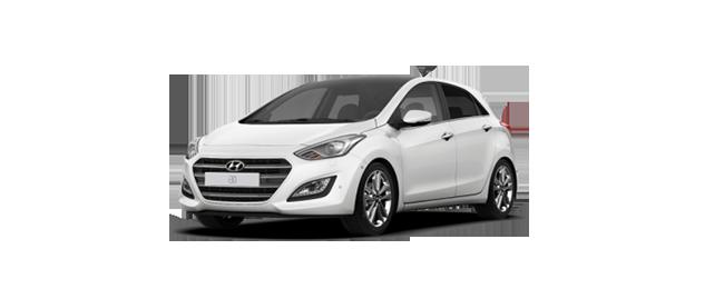 Hyundai i30 1.4 MPI BlueDrive Klass 74kW (100CV)