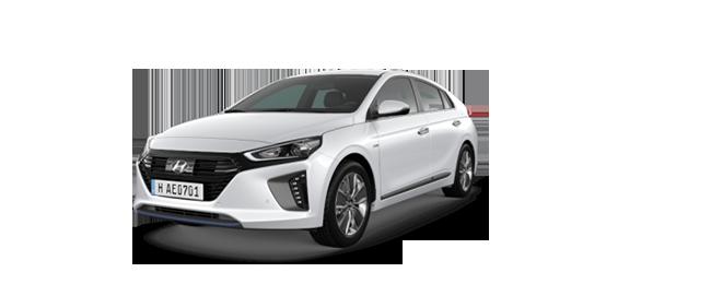 Hyundai Ioniq 1.6 GDI HEV Klass DCT 104 kW (141 CV)