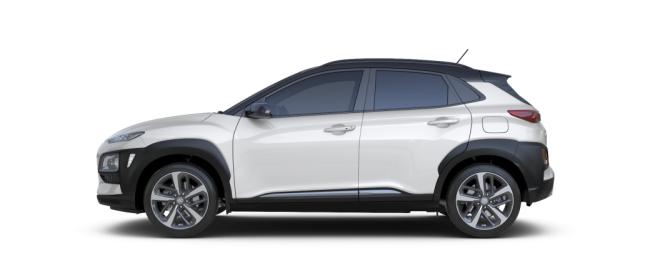 Hyundai Kona 1.0 TGDI Klass 4x2 88 kW (120 CV)