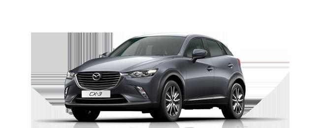 Imagen Mazda CX-3