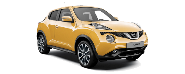 Nissan Juke 1.5 dCi de segunda mano