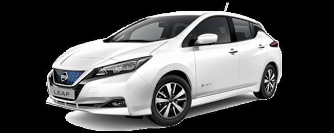 coches Nissan Leaf seminuevos