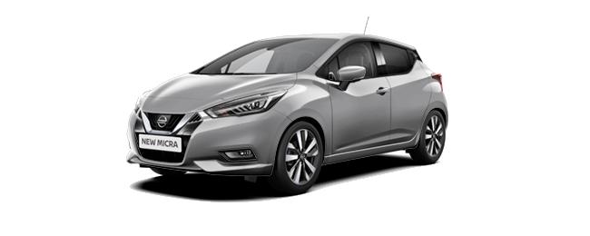 Nissan Micra 1.2 de segunda mano