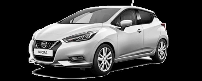 Nissan Micra 1.5 dCi Visia+ 66 kW (90 CV)