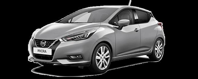 Nissan Micra IG-T Acenta CVT 74 kW (100 CV)
