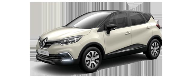 Renault Captur TCe 90 de ocasión