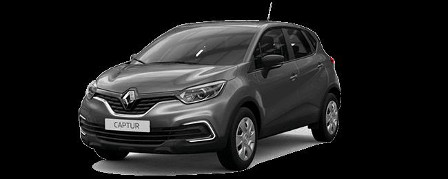Renault Captur Limited dCi 66 kW (90 CV)