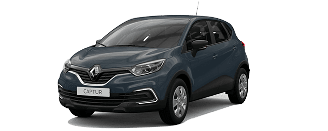 Renault Captur Limited TCe 66 kW (90 CV)