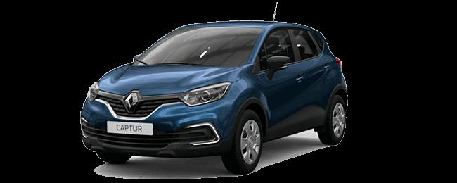 Renault Captur Limited TCe 66 kW (90 CV) GPF