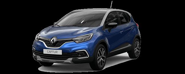 Renault Captur S-Edition TCe GPF EDC 110 kW (150 CV)