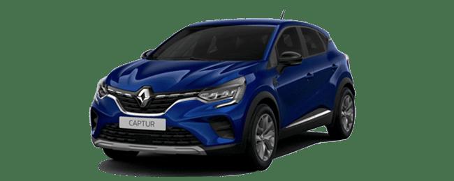 Renault Captur Zen Blue dCi 70 kW (95 CV)