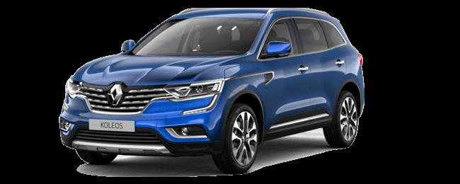 Renault Koleos Intens Blue dCi  X-Tronic 4x2 110 kW (150 CV)