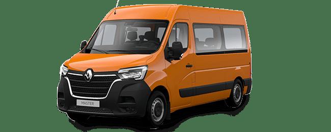 Renault Master Combi 9 L2H2 dCi 99 kW (135 CV)