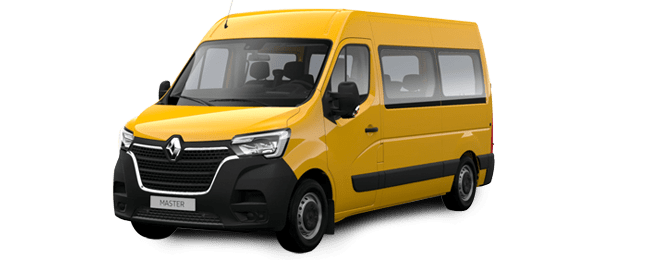 Renault Master Combi dCi 180 L1H1 2800 Energy Blue dCi 132 kW (180 CV)