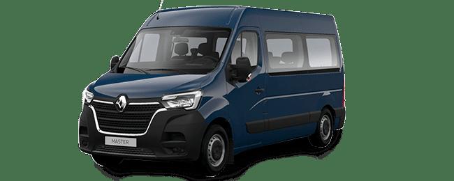 Renault Master Combi L1H1 3300 Energy Blue dCi 110 kW (150 CV)