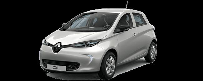 Renault Zoe Intens 80 kW R110 Batería 50kWh 79 kW (108 CV)