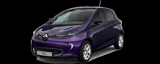 Renault Zoe Zen R135 Flexi 99 kW (135 CV)