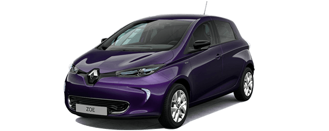 Renault Zoe Intens R135 Flexi 100 kW (135 CV)