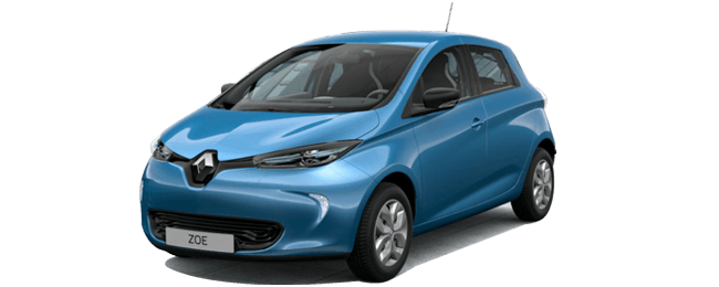 Renault Zoe Intens R135 Batería 50kWh 99 kW (135 CV)