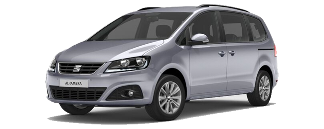 SEAT Alhambra 2.0 TDI CR Ecomotive S&S Reference 110 kW (150 CV)